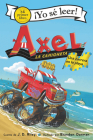 Axel la camioneta: Una carrera en la playa: Axel the Truck: Beach Race (Spanish edition) (My First I Can Read) Cover Image
