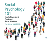 Social Psychology 101: How to Understand People and Social Situations Cover Image
