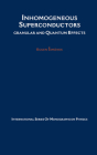 Inhomogeneous Superconductors: Granular and Quantum Effects Cover Image