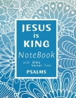 Jesus is King Notebook Cover Image