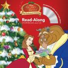 Beauty and the Beast The Enchanted Christmas Read-Along Storybook and CD Cover Image