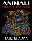Animali Libro da Colorare per Adulti: 60 Fantastici Animali con mandala da colorare. Ottimo passatempo per adulti, libro antistress per rilassarsi con Cover Image