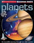 Scholastic Discover More: Planets Cover Image