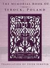 The Memorial Book of Serock (Serock, Poland) - Translation of Sefer Serotsk Cover Image