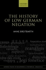 The History of Low German Negation Cover Image