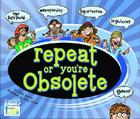 Repeat or You're Obsolete Cover Image