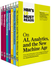 Hbr's 10 Must Reads on Technology and Strategy Collection (7 Books) Cover Image
