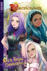 Disney Manga: Descendants – Mal's Royal Challenge Cover Image