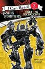 Transformers: Meet the Decepticons Cover Image