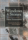Windows and Stones: Selected Poems (Pitt Poetry Series) Cover Image