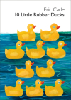 10 Little Rubber Ducks Board Book Cover Image