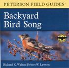 A Field Guide to Backyard Bird Song: Eastern and Central North America Cover Image