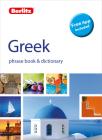Berlitz Phrasebook & Dictionary Greek(bilingual Dictionary) (Berlitz Phrasebooks) Cover Image