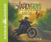 Attack of the Bayport Beast (Library Edition) (Hardy Boys Adventures #14) Cover Image