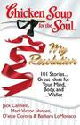 Chicken Soup for the Soul: My Resolution: 101 Stories...Great Ideas for Your Mind, Body, and ...Wallet Cover Image