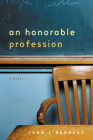 An Honorable Profession Cover Image