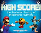 High Score!: The Illustrated History of Electronic Games Cover Image
