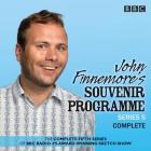 John Finnemore's Souvenir Programme Series 5: The BBC Radio 4 Comedy Sketch Show Cover Image