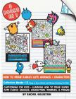 How to Draw Kawaii Cute Animals + Characters Collection Books 1-3: Cartooning for Kids + Learning How to Draw Super Cute Kawaii Animals, Characters, D Cover Image