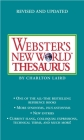 Webster's New World Thesaurus: Third Edition Cover Image