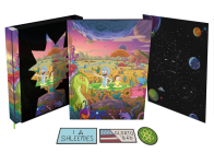 The Art of Rick and Morty Volume 2 Deluxe Edition Cover Image