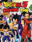 Dragon Ball Z: Jumbo Dragon Ball Super Coloring Book: Over 160 High Quality Pages (Volume 1) Cover Image