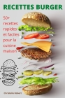 Recettes Burger Cover Image