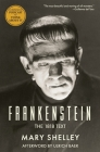 Frankenstein: The 1818 Text Cover Image