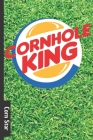 Corn Star: Cornhole score card / tracker - 70 page score card for Corn hole - backyard games and tailgate party score log book. n Cover Image
