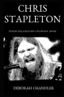 Chris Stapleton Stress Relaxation Coloring Book Cover Image