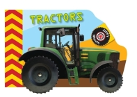 Zippy Wheels: Tractors Cover Image