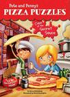Case of the Secret Sauce #1 (Pete and Penny's Pizza Puzzles #1) Cover Image