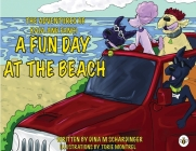 The Adventures of Kaia and Fanci: A Fun Day at the Beach Cover Image