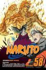 Naruto, Vol. 58 Cover Image