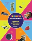 Spanish First Words / Primeras palabras en español (Bilingual) Cover Image