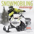 Snowmobiling 2020 Square Foil Wyman Cover Image
