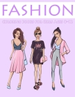 Fashion Coloring Books for Girls Ages 8-12: Gorgeous Coloring Book for Girls Cover Image