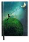 Catrin Weltz-Stein: Chasing the Moon (Blank Sketch Book) (Luxury Sketch Books) Cover Image