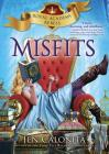 Misfits (Royal Academy Rebels #1) Cover Image