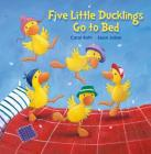 Five Little Ducklings Go to Bed Cover Image