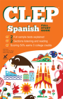 CLEP Spanish 2017 Cover Image