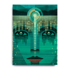 The Great Gatsby: An Illuminated Edition Cover Image