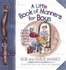 A Little Book of Manners for Boys Cover Image