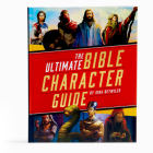 The Ultimate Bible Character Guide Cover Image