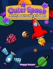 Outer Space Activity Book Cover Image