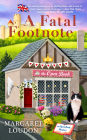 A Fatal Footnote (The Open Book Mysteries #2) Cover Image