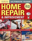 Ultimate Guide to Home Repair and Improvement Cover Image