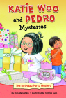 The Birthday Party Mystery Cover Image