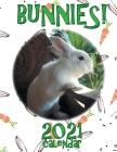Bunnies! 2021 Calendar Cover Image