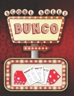 Bunco Score Sheets: 100 Score Keeping for Bunco Lovers Cover Image